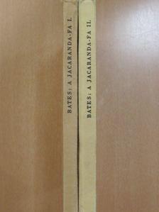 H. E. Bates - A jacaranda-fa I-II. [antikvár]