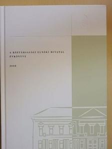Sólyom László - A Köztársasági Elnöki Hivatal évkönyve 2008 - DVD-vel [antikvár]