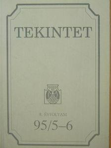Alföldy Jenő - Tekintet 1995/5-6 [antikvár]