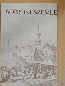 Bartha Dénes - Soproni Szemle 1997/4. [antikvár]