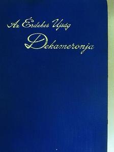 Ady Endre - Az Érdekes Ujság Dekameronja I. (töredék) [antikvár]