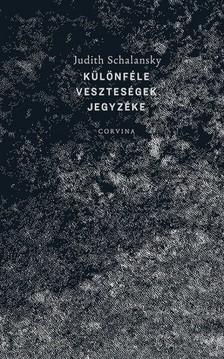 Judith Schalansky - Különféle veszteségek jegyzéke [eKönyv: epub, mobi]