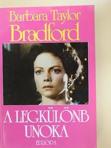 Barbara Taylor Bradford - A legkülönb unoka [antikvár]