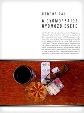 BÁRDOS PÁL - A gyomorbajos nyomozó esete [eKönyv: epub, mobi]