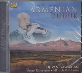 THE ART OF ARMENIAN DUDUK CD