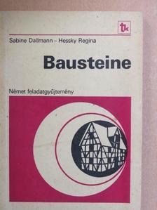 Hessky Regina - Bausteine [antikvár]