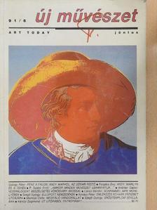 Andrási Gábor - Új művészet 1991. június [antikvár]