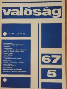 Gyurkó László - Valóság 1967. május [antikvár]