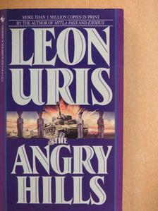 Leon Uris - The Angry Hills [antikvár]