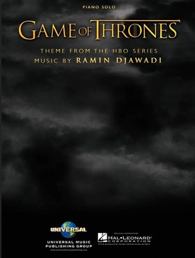 DJAWADI, RAMIN - GAME OF THRONES. PIANO SOLO