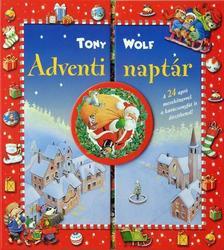 TONY WOLF - ADVENTI NAPTÁR