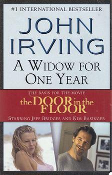 John Irving - A Widow for One Year [antikvár]