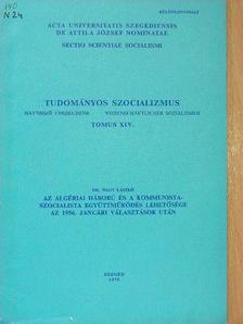Dr. Belényi Gyula - Tudományos szocializmus [antikvár]