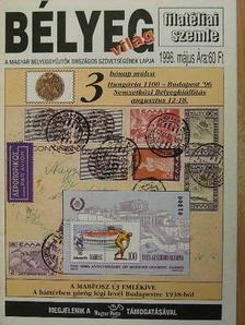 Bér Andor - Bélyegvilág 1996. május [antikvár]