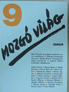 Almási Miklós - Mozgó Világ 2000. szeptember [antikvár]
