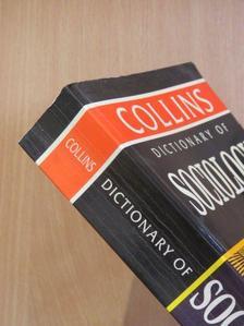 David Jary - Collins Dictionary of Sociology [antikvár]