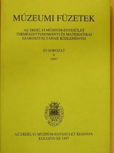 Ambrus László - Múzeumi füzetek 1997/6. [antikvár]
