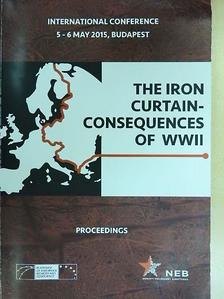 Attila Horváth - The Iron Curtain-Consequences of WWII [antikvár]