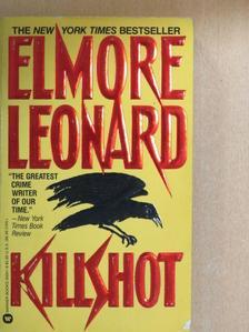 Elmore Leonard - Killshot [antikvár]