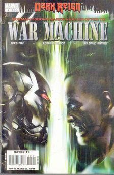 Pak, Greg, Manco, Leonardo - War Machine No. 5 [antikvár]