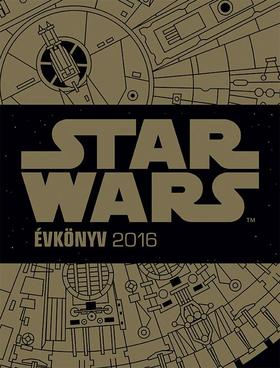 Star Wars évkönyv 2016 ***