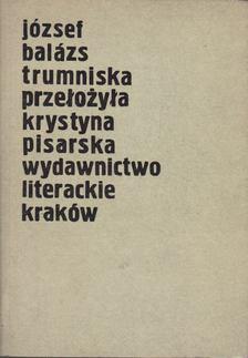 Balázs József - Trumniska [antikvár]