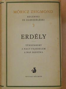 Móricz Zsigmond - Móricz Zsigmond regényei és elbeszélései 3. [antikvár]