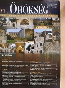Balázsik Tamás - Örökség 2008. december [antikvár]