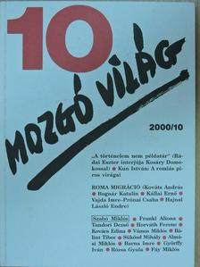 Acsai Roland - Mozgó Világ 2000. október [antikvár]