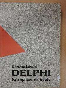 Kertész László - Delphi [antikvár]