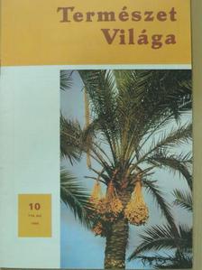 Antal András - Természet Világa 1985. október [antikvár]