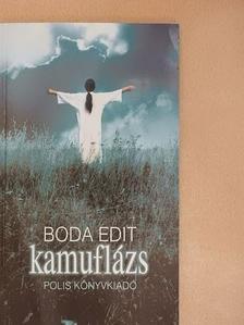 Boda Edit - Kamuflázs [antikvár]