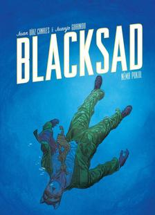 Guarnido - Canales - Blacksad 4.
