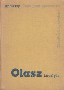Tassy Ferenc - Olasz társalgás [antikvár]