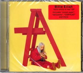 BILLIE EILISH - DONT SMILE AT ME CD BILLIE EILISH