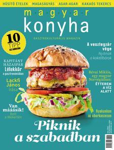 Magyar Konyha - Magyar Konyha - 2020. június (44. évfolyam 5. szám)