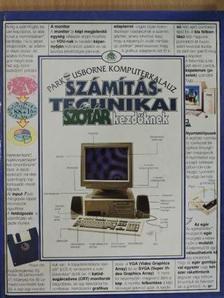Anna Claybourne - Számítástechnikai szótár kezdőknek [antikvár]