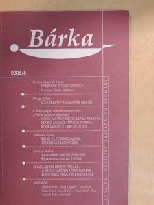 Ambrus Zoltán - Bárka 2006/5. [antikvár]