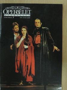 Albert István - Operaélet 1996. március-április [antikvár]