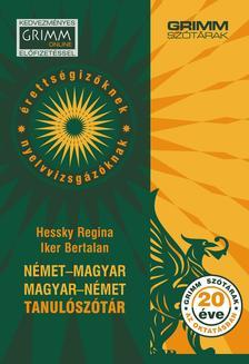Hessky Regina, Iker Bertalan - Német-magyar, magyar-német tanulószótár