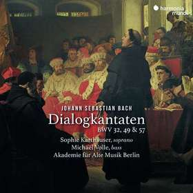 Bach - DIALOGKANTATEN CD KARTHAUSER