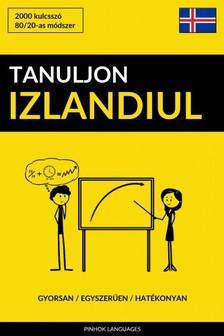 Tanuljon Izlandiul - Gyorsan / Egyszerűen / Hatékonyan [eKönyv: epub, mobi]