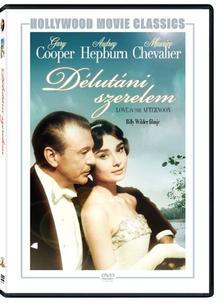 DÉLUTÁNI SZERELEM - DVD