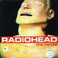 RADIOHEAD - THE BENDS CD RADIOHEAD