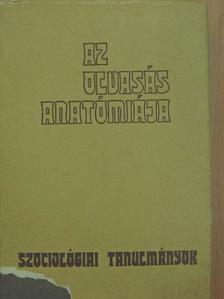 Dallos Sándor - Az olvasás anatómiája [antikvár]