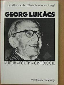Dirk Käsler - Georg Lukács [antikvár]