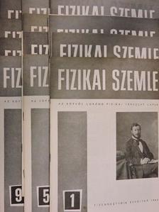 Csekő Árpád - Fizikai Szemle 1964. január-december [antikvár]
