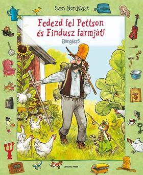 Sven Nordqvist - Fedezd fel Pettson és Findusz farmját! - Böngésző