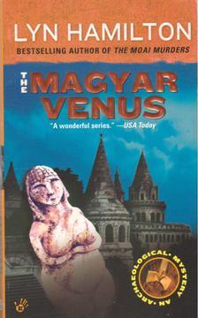Hamilton, Lyn - The Magyar Venus [antikvár]