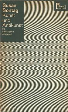 Susan Sontag - Kunst und Antikunst [antikvár]
